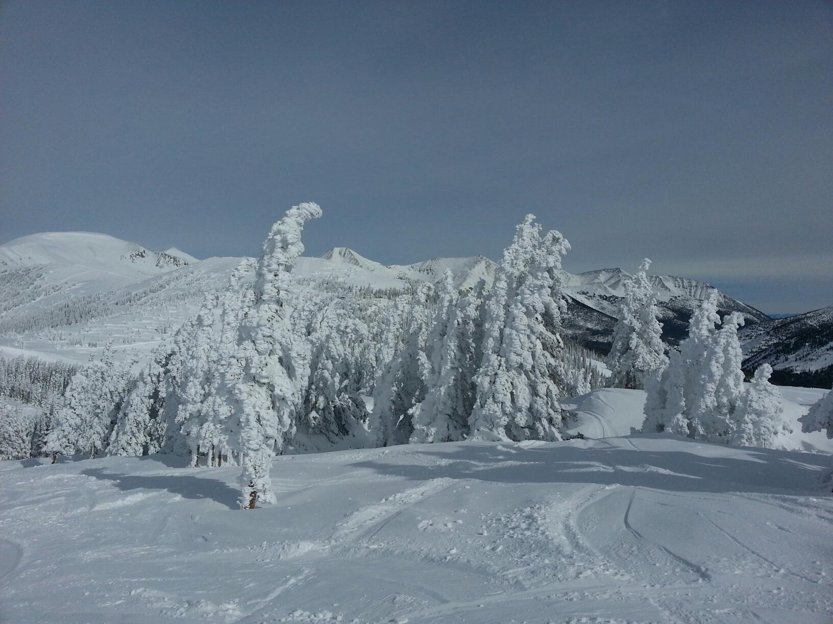 Monarch Ski Area Salida, Colorado